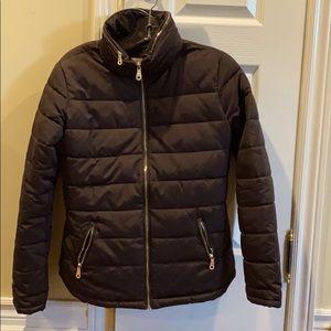 Massimo Dutti Puffer Jacket
